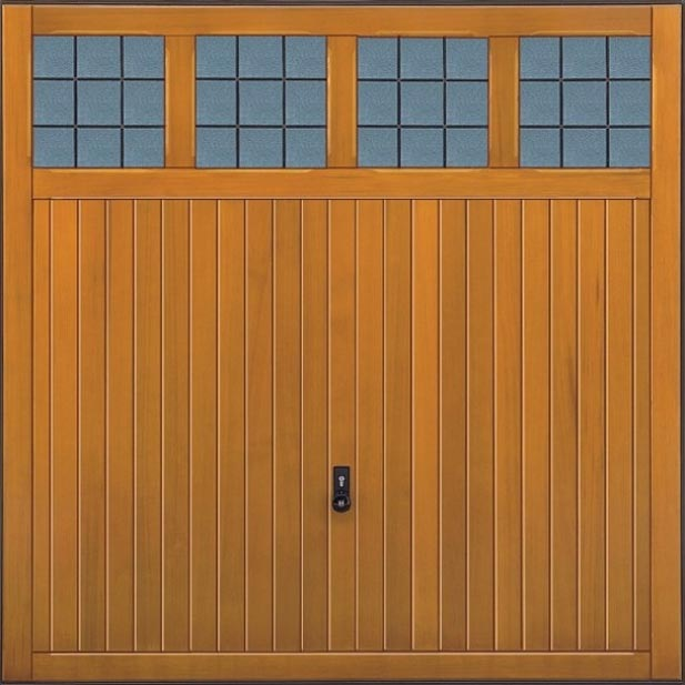 Timber: 2019 Garage Light